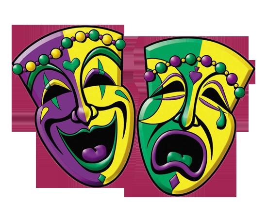 King Cake Clip Art : Mardi Gras Recipes - ieZombie Blog